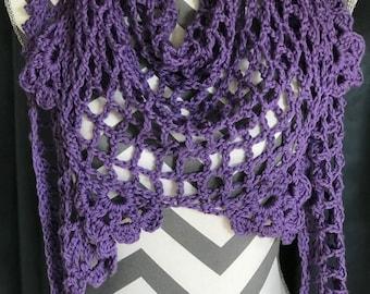 Midsummer shawl