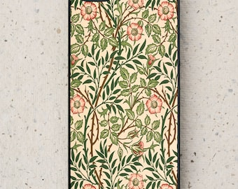 iPhone Cover(all models) - smartphone - Mobile - William Morris - Illustration - Nineteenth Century - Sweet Briar - Samsung Galaxy