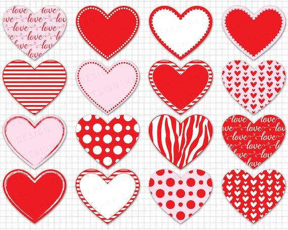 Clipart del cuore clipart cuore digitale san for Clipart cuore