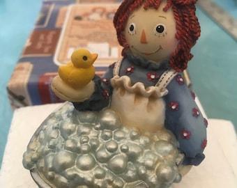 Raggedy Ann Enesco Figurine