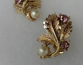 Vintage Clip on Earring