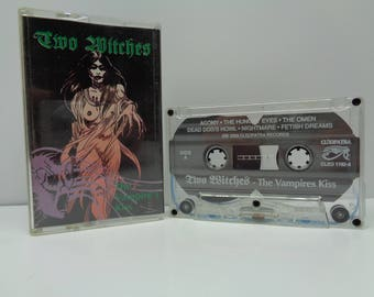Two Witches The Vampire's Kiss Cassette