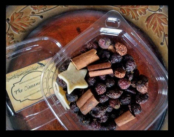 Packaged Rose hIp Potpourri