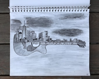 Guitar City, New York