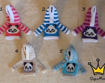 Pukifee/lati yellow Panda hoodies