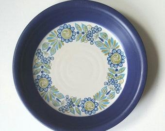 Vintage Vulcanus - Tor -  Figgjo Flint plate/ serving platter/ dish.