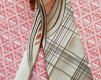 Brittania 70's Wide Tie