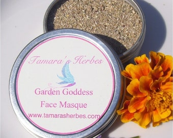 Garden Goddess Face Masque Sample
