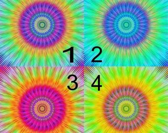 Pattern Vinyl, Rainbow Tie Dye, HTV, Craft Vinyl, Water Color, Adhesive, Outdoor 651 Vinyl, HTV, Tie Dye, Iron On Vinyl