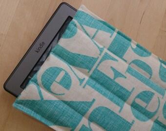 Typography ebook Sleeve