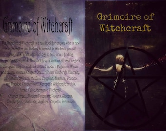 Grimoire of Witchcraft