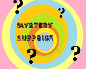 MYSTERY ITEM ? psychic clam predicts surprise in your future!