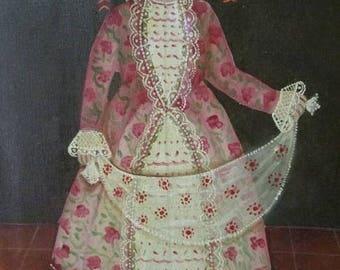 Agapito Labois Art, Agapito Labois Girls, A Labois Painting, A Labois Girl Portrait, Folk Art A Labois, Folk Art Girl, Mexican Folk Art