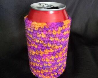 Handmade crochet stubby /can holder