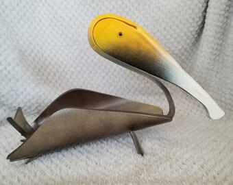Pelican Wine Holder - PVC Bird