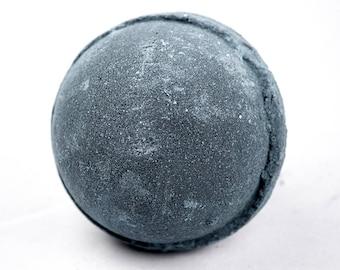 Lump of Coal Bath Bomb