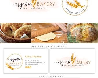 Blé têtes logo, Kit de cuisson de marque, Logo de boulangerie, bicarbonate logo, logo du blog boulangerie, logo boulangers, logo Boutique gâteau, logo de boulangerie bio maison 185