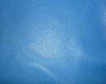 """Leather 8""""x10"""" DIVINE Royal Blue Top Grain Cowhide FULL hides available 2.5oz/ 1mm PeggySueAlso™ E2885-33 Full hides available"""
