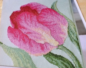 A - FLORAL FANCY - Cross Stitch Pattern Only