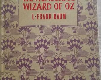 Vintage Wizard of Oz
