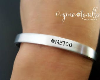 metoo, #metoo, sexual harassment jewelry, anti sexual abuse, activist jewelry, metoo movement, me too, empowered woman