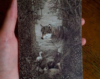 Peter & The Wolf Greetings Card