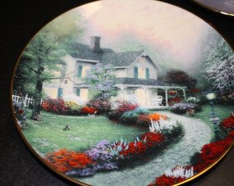 Vintage Collector Plate