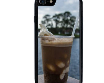 iPhone 5 5s 6 6s 6+ 6s+ SE 7 7+ iPod 5 6 Phone Case, Root Beer Float, Food, Drink, Plus