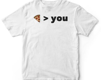 Pizza > You Shirt - I Love Pizza Shirt - Pizza Shirt (Men & Women Sizes Available)