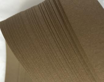 """1"""" Weaving Star Paper~ Chestnut (50 strips)"""
