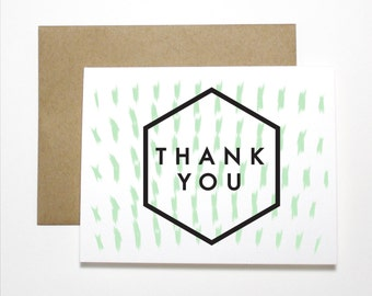 Thank You Card- Dobs