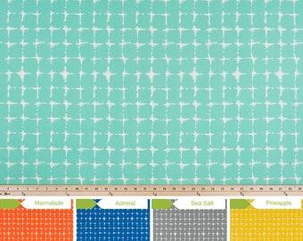 Premier Prints Outdoor Neptune - Fabric by the Yard - Outdoor Shibori Fabric - Patio Fabric - Shower Curtain Fabric - Tie Dye Effect