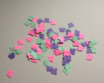 200 Hand Punched Butterflies - Scrapbooking, Cards, Confetti