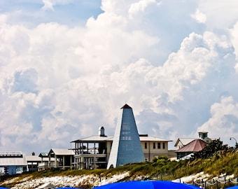 Seaside Pavilion #2  - Photograph