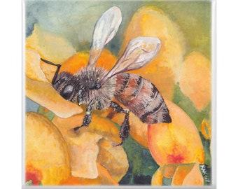 Trivet: Bee