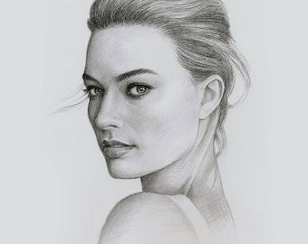 Custom Pencil Portraits, Hand Drawn Portraits , Custom Pencil Drawing, Drawing with Pencil, Drawing from Photo, Pencil Drawing, Drawings,