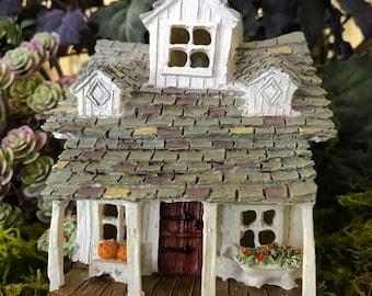 Miniature Barn Farm House