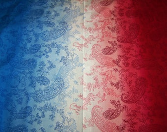 Let Freedom Ring Collection - RWB Paisley