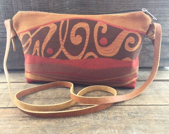 Reign Vermont Valley Bag, Clutch, Wristlet, Crossbody Bag~~~ made with heart and soul in the Mad River Valley of Vermont