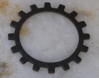 19mm Steam Punk Watch Cogs Bronze Jewelry Parts 1141 - 12 Pieces