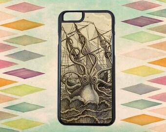 Release The Kraken! Case: iPhone 4 / 4s, 5c or 5 / 5s, 6 / 6s, 6 Plus / 6s Plus.