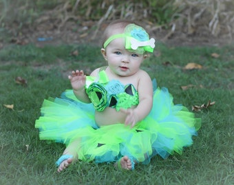 Adorable Pebbles Tutu Dress Baby Costume Tutu Set 3 Piece for Baby Girl 6-18 Months First Birthday First Halloween Newborn  sc 1 st  Etsy & Orange Black Tutu or Dress Newborn Baby 6 12 Months Little
