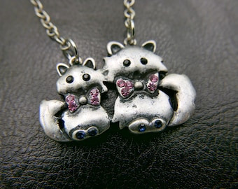 Squirrel Necklace jewelry