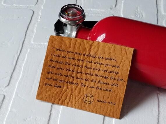 What Is 3rd Wedding Anniversary Gift: Custom Firefighter Gift 3rd Wedding Anniversary Guy