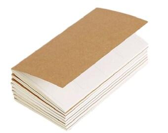 A5 Notebook Refill for Midori Traveler's Notebook, Kraft Notebook, Midori Insert, Paper Refill for Midori Notebook - PJ007