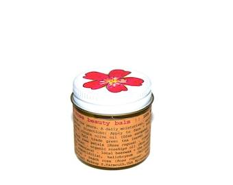 Beach Rose Beauty Balm . natural skin care