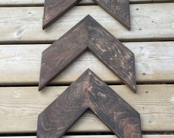 Wooden Arrow Wall Art - Home Decor - Arrow Decor - Wooden Sign
