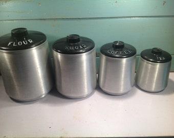 4 Kromex kitchen pots