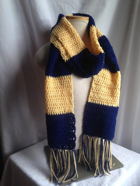 Crochet Pattern Easy Crochet Scarf Pattern Beginner Crochet