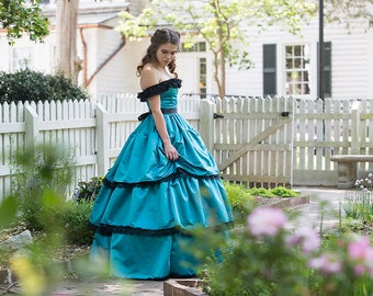 Antebellum South Gown